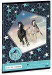 Lovas Morning Star tűzött füzet A/5, 32 lap vonalas 3.osztály (12-32)