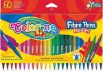 Filctoll készlet 24db-os, Colorino
