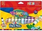 Filctoll készlet 12db-os, Colorino MINI 2+