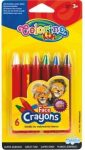 Colorino arcfestő krétakészlet, 6db-os