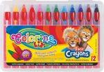 Colorino arcfestő krétakészlet, 12db-os
