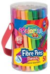 Filctoll készlet 50db-os, Colorino BIG PACK