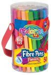 Filctoll készlet 50 db-os, 1 mm, Colorino BIG PACK