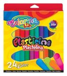 Colorino színes gyurmakészlet, 24db-os