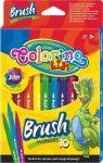 Colorino ecsetvégű filctoll készlet, 10db-os