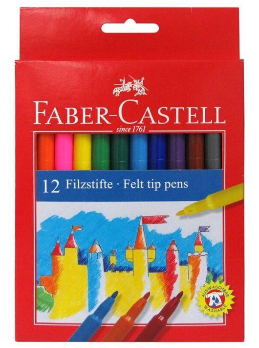 Filctoll készlet 12 db-os, Faber-Castell