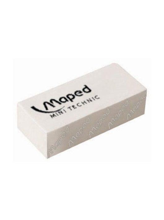 Radír Maped, Mini Technic műszaki radír, 38x18x12mm