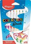 Maped Color Peps Brush filctoll készlet, 10 db-os