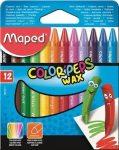 Maped Color Peps Wax zsírkréta készlet 12db-os