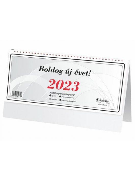 Asztali naptár, 2020, 29x14cm (hátlap nélkül)