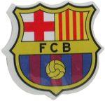 FC Barcelona radír, 1db