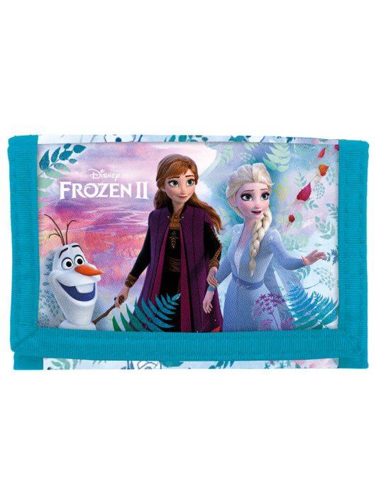 Jégvarázs pénztárca, 13x8 cm, KL27, Frozen 2