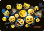 Smiley, emoji asztali alátét, 30x40cm, többféle