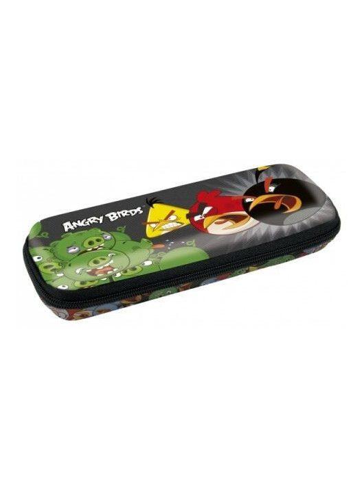 Angry Birds tolltartó, beledobálós, ovális, AB10