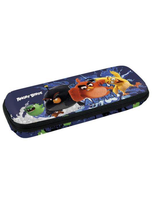 Angry Birds tolltartó, beledobálós, ovális, AB13