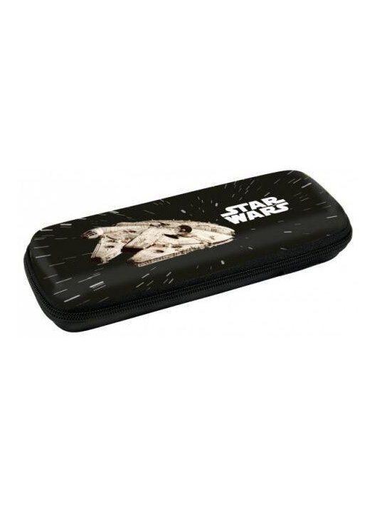 Star Wars tolltartó, beledobálós, ovális, SW14, TIE fighters
