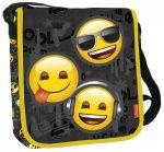 Emoji - smiley válltáska 25x21x6 cm