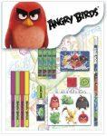 Angry Birds írószer, suli szett, 15 db-os, 2016 mozi