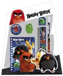 Angry Birds írószer, suli szett, 6 db-os, 2016 mozi