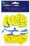 Dekorgumi, öntapadós, égbolt, 56 db-os (nappal és éjszaka)