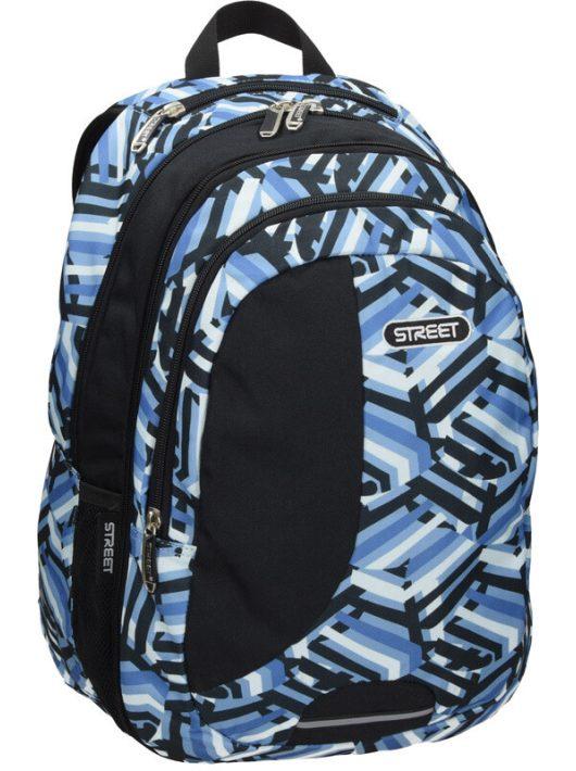Street 2IN1 hátizsák, iskolatáska 48x32x22cm, EDGE
