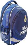 Real Madrid ergonómikus hátizsák, iskolatáska 43x3
