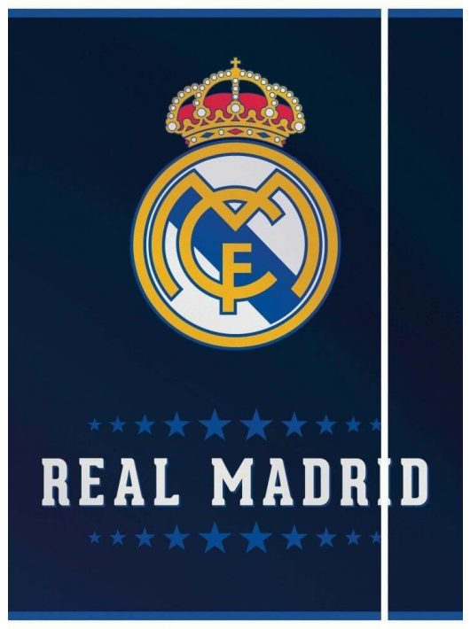 Real Madrid gumis mappa A/4, többféle
