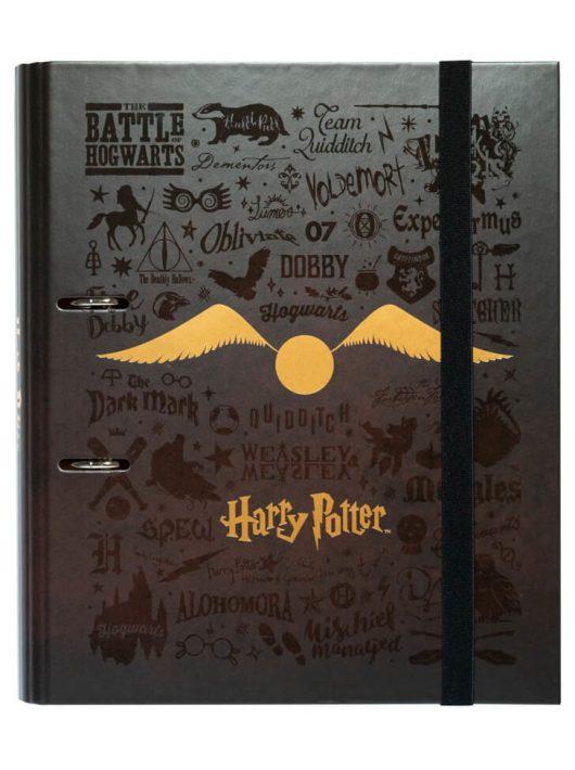 Harry Potter gyűrűskönyv A/4, 2 gyűrűs