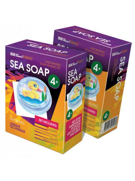 Szappankészítő készlet, Sea Soap, Kacsa, 4+