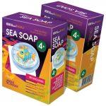 Szappankészítő készlet, Sea Soap, Hal
