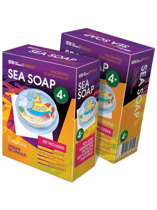 Szappankészítő készlet, Sea Soap, Tengeralattjáró, 4+