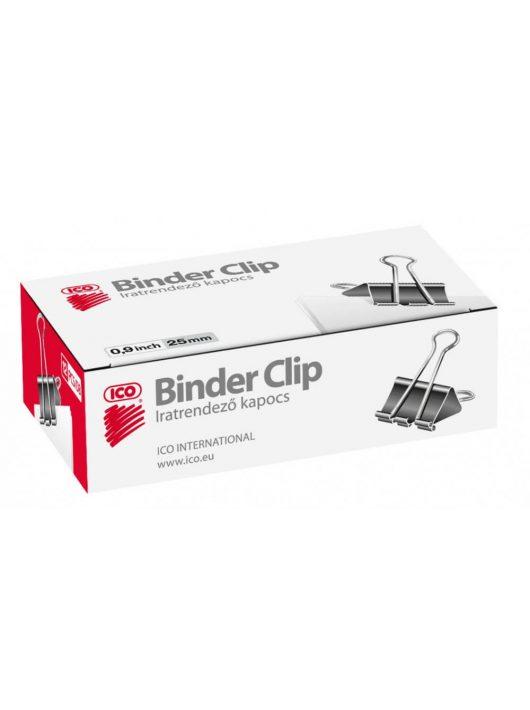 Bindercsipesz, 25 mm, ICO ED12