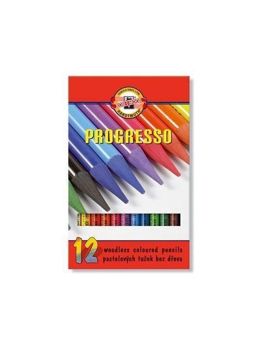 Színes ceruzakészlet 12 db-os, Progresso