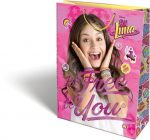 Soy Luna ajándéktáska 38x28x12 cm Free