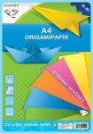 Origami hajtogató lapok A/4 10 lap
