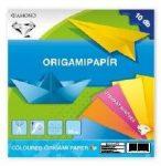 Origami hajtogató lapok 20x20 cm