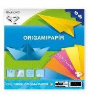 Origami hajtogató lapok 20x20 cm, 10 lap/cs