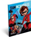 The Incredibles - A hihetelen család 2. notesz A/7