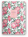Florette Bullet Journal notesz A/5, Lovely Blossoms