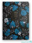 Florette Bullet Journal Dolce Blocco napló, notesz A/5, Luna D'oro