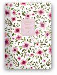Florette Bullet Journal Dolce Blocco napló, notesz A/5, Pink Flow