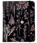 Florette Bullet Journal Dolce Blocco napló, notesz B5, FruJo - Viszkok Fruzsi special edition BLACK - VÁRHATÓ MEGJELENÉS: OKTÓBER VÉGÉN