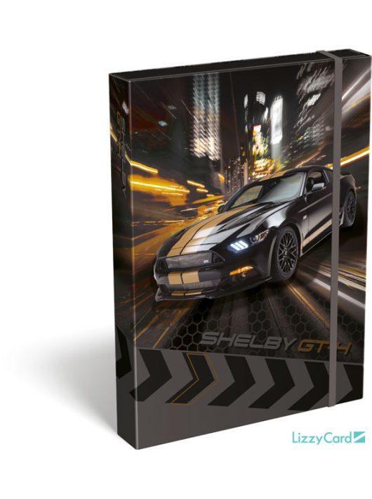 Autós füzetbox A/5, Ford Shelby GT-H