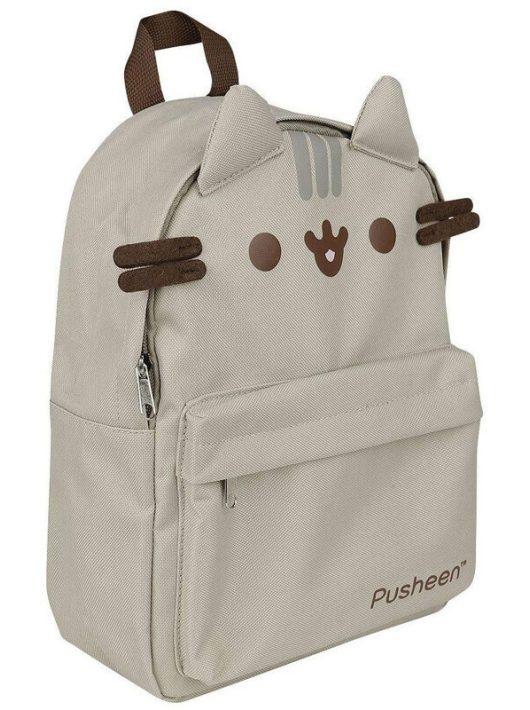 Pusheen cicás hátizsák, ovis, 30x22cm
