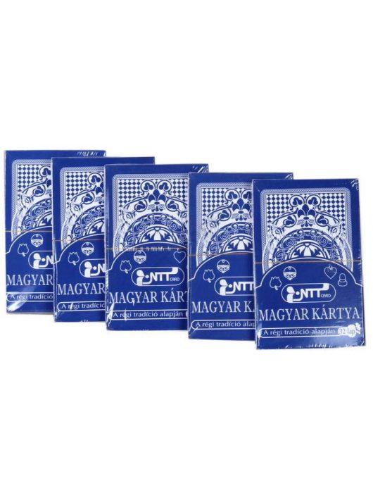 Magyar kártya, papír
