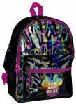 Minnie hátizsák, 40x29x13 cm, fényes, műanyag, Paso