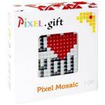Pixel XL szett 1 kis alaplappal, 3 XL színnel, mintával, I love you