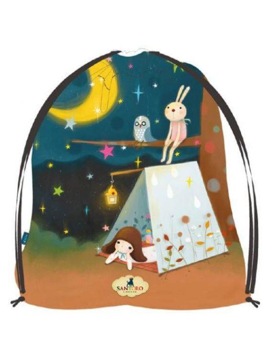 Santoro Kori Kumi, tornazsák, 45x34cm, Starry Night