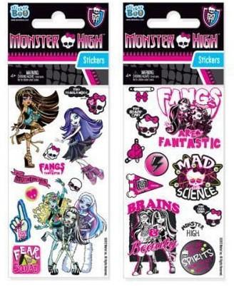 Monster High matrica 66x180mm