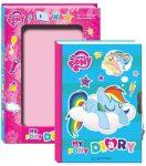 My Little Pony napló kulccsal 170x125mm